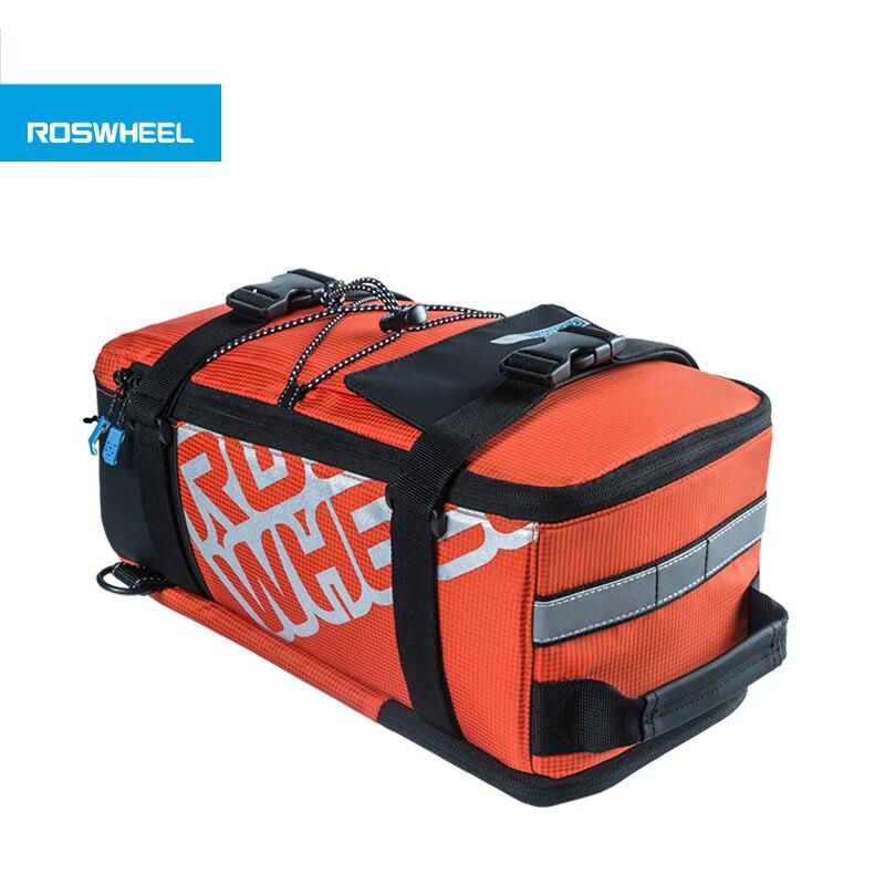 ROSWHEEL 5L Transporti i çanta për biçikleta Rack bagazhi Rack - Çiklizmit - Foto 3