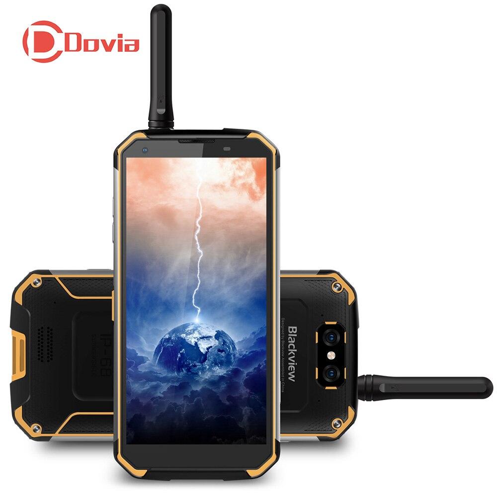 Blackview BV9500 Pro IP68 водонепроницаемый смартфон 5,7 Android 8,1 MT6763T Octa Core 2,5 ГГц 6 ГБ + 128 ГБ 10000 мАч 4G мобильный телефон