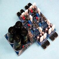 AM 60 HIFI liefhebber klasse eindversterker board kan worden aangepast in een kleine armor gelijkrichter board + eindversterker board fin-in Versterker van Consumentenelektronica op