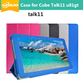 "Protective Case for 10.6 inch  cube U81 Talk11 tablet pc, cover for cube 10.6"" Talk 11tablet pc+  free gift"