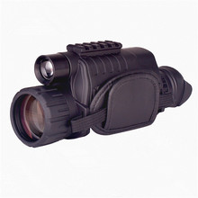 Promo offer Professional infrared night vision monocular camping hunting night vision goggles video camera telescope Support Drop shipping