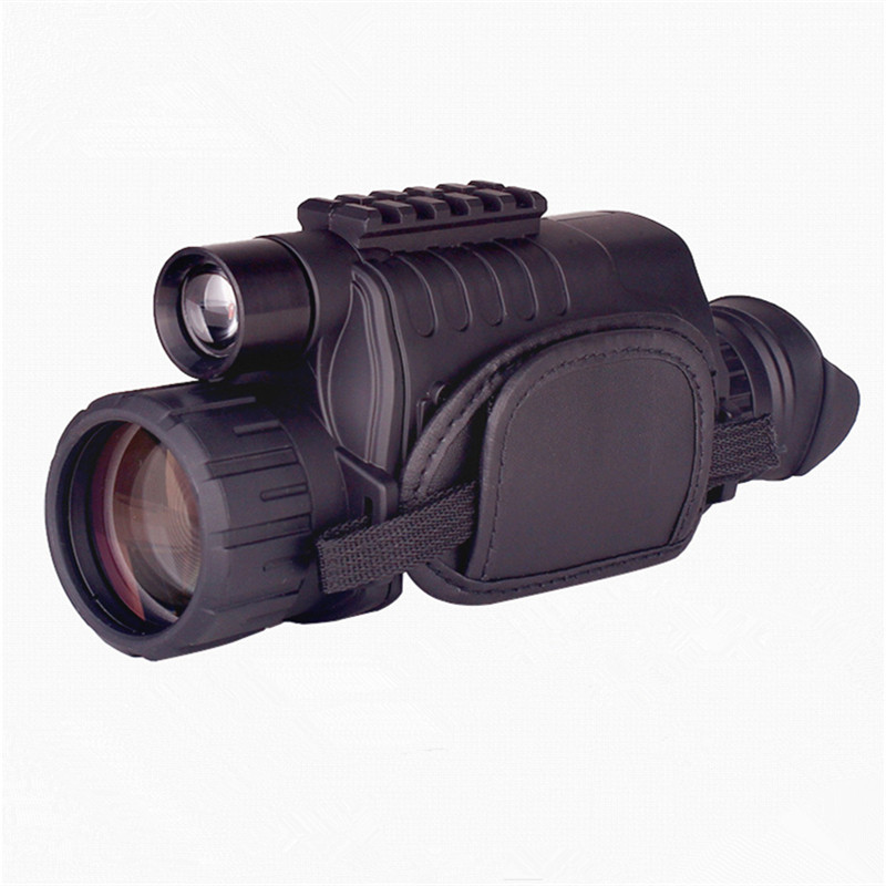 Professional infrared night vision monocular camping font b hunting b font night vision goggles video camera