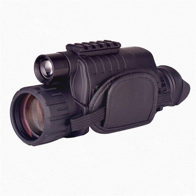 Notturno Caccia Infrarosso IR Telecamera Registrazione Immagine e Video permettendo di valutare la posizione dell animale, il sesso e se un cervide il.