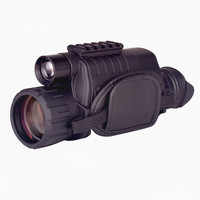 Professionnel infrarouge de vision nocturne monoculaire camping chasse night vision lunettes vidéo caméra télescope Soutien Drop Shipping