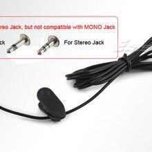 ES006EU мини внешний микрофон для ПК или Bluetooth устройства dvd-плеер автомобиля