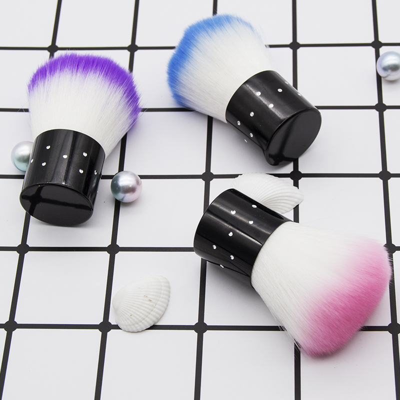 Image 5 - LaMaxPa dipping powder brush skin friendly soft easy to use convenient to carry dipping powder brush nail art salon-in Nail Glitter from Beauty & Health