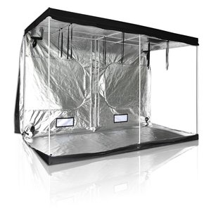 Image 5 - 屋内水耕テント led 成長ライト、グロー部屋ボックス植物成長、反射マイラー非毒性ガーデン温室