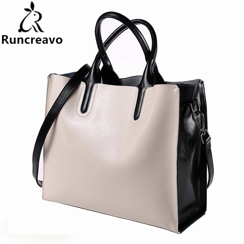 7a9b323dc859 100% Genuine Leather Bags Women s Bucket Famous Brand Designer Handbags  High Quality Tote Shoulder Messenger Bags Dollar Price