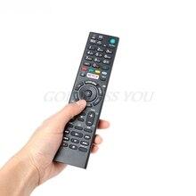 Control remoto adecuado para SONY TV RMT TX100D RMT TX101J RMT TX102U RMT TX102D RMT TX101D RMT TX100E RMT TX101E RMT TX200E Z15