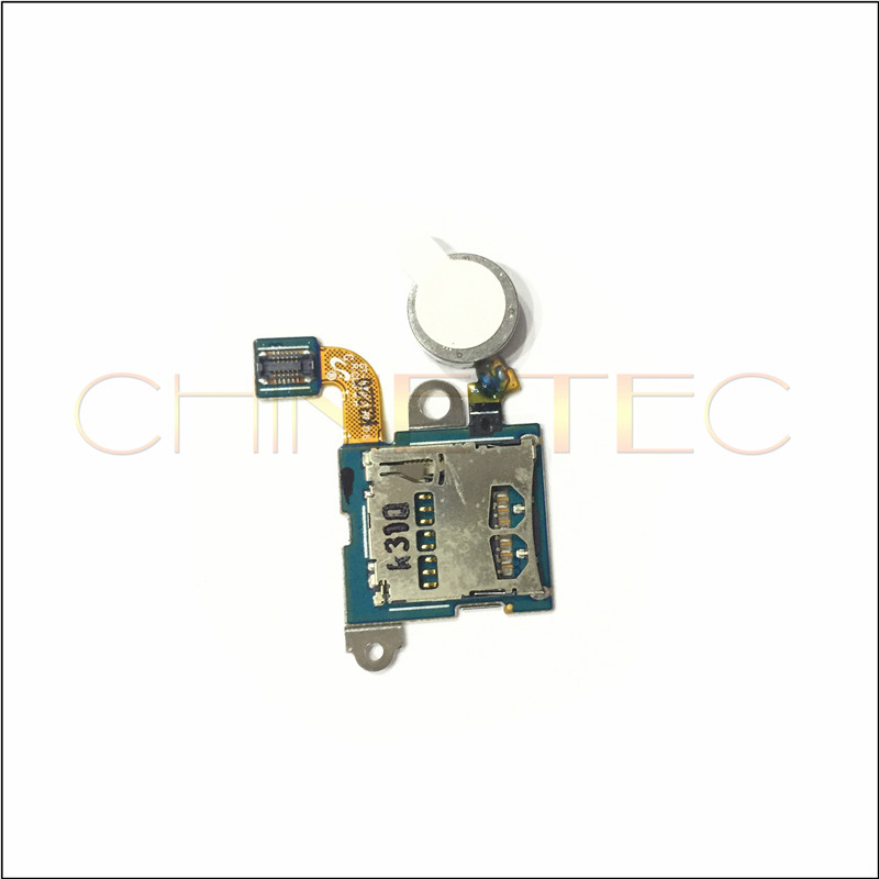 For Galaxy Note 10.1 N8000 N8010 N8013 Micro SD TF Memory Card Holder Reader Contact Slot Flex Cable
