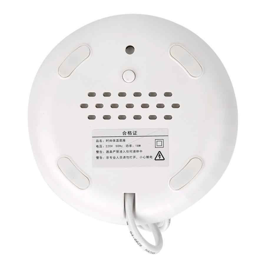 1 Uds. 2 uds. Calentador de alfombrilla calefactora para calentador de taza para té café leche taza para oficina y casa