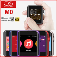 Newest SHANLING M0 DSD High Res Music Player Portable Hifi Mini Sport MP3 With AptX Bluetooth