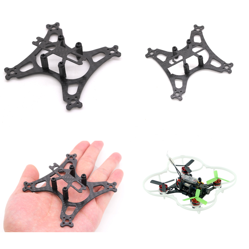 Kingkong 90GT 90mm Micro Brushless FPV Quadcopter Frame kit font b Drone b font Carbon Fiber