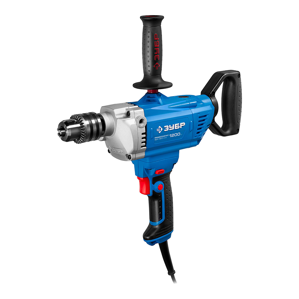 A drill-Mixer ZUBR SDM-1200 rmm2 цена и фото