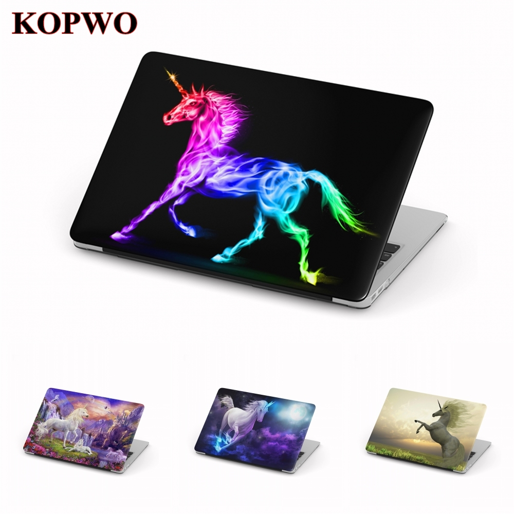 Unicorn hard case for MacBook Air 13
