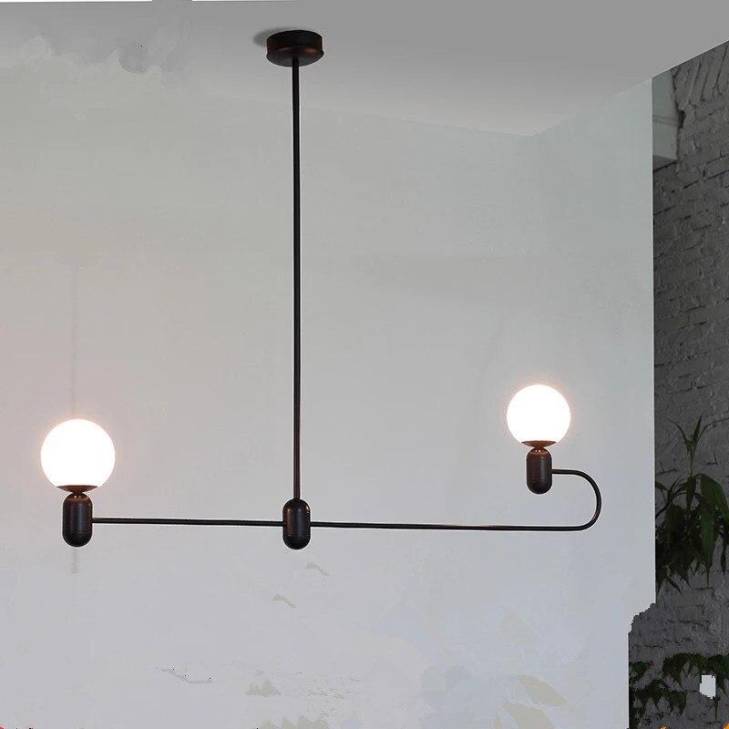 Fijn Moderne Enkele Ring Hanglampen Arts Decoratie Loft Lamp Antiek Goud Schorsing Hanglamp Voor Slaapkamer Eetkamer Studie