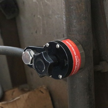 On/Off Magnetic Welding Ground Clamp Rare Earth Switchable Magnet Welding Holder 300A
