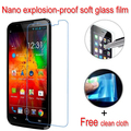 Never broken Nano Explosion-proof Soft Glass Clear Screen Protector Protective Lcd Film For highscreen alpha R