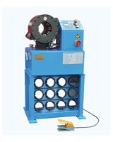 Wholesale BNT 32D 380v 3 phase 3kw foot 2 6SP foot pedal operation hydraulic powerful hose crimping machine with 13 dies