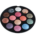 New 14 Colors Makeup Eyeshadow Palette Shimmer Matte Colorful Eye Shadow Rouge Highlighter paleta de sombra