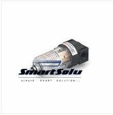 AF2000 Pneumatic Compressor Air Source Treatment Filter epman universal 3 aluminium air filter turbo intake intercooler piping cold pipe ep af1022 af