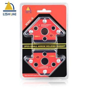 Image 5 - LISHUAI Neodymium Magnet Welding Holder/Arrow Magnetic Clamp for Welding Magnet WM6