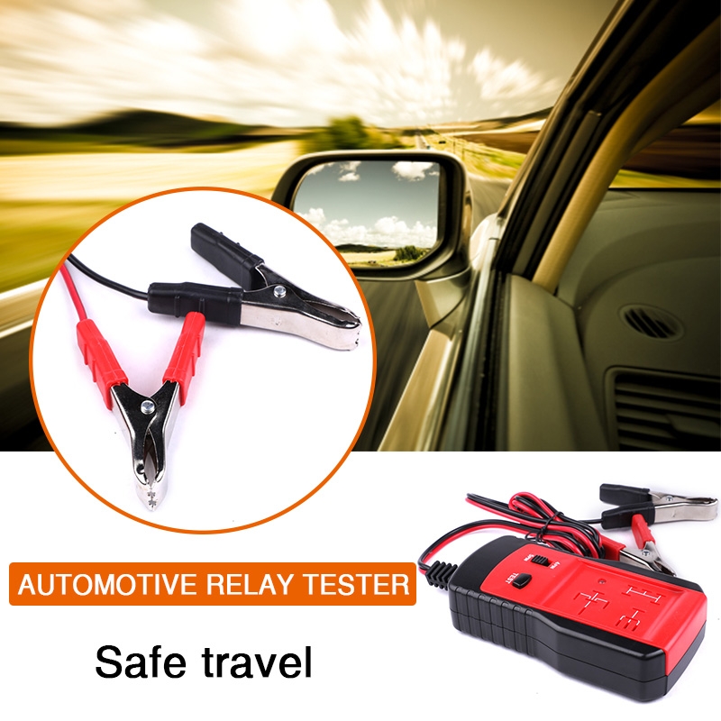 Image 5 - 12V Car Relay Tester Automotive Diagnostic Tool Car Accessories Vehicles Auto Relay Battery Volt Tester Portable Tool Vehicles-in Electrical Testers & Test Leads from Automobiles & Motorcycles