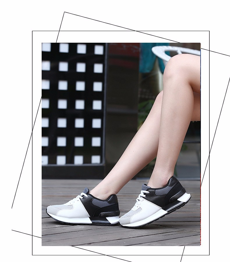 IYOUWOQU Running shoes for women Sneakers shoes 17 New listing Summer Breathable Outdoor Sports Women trekking walking Shoes 13