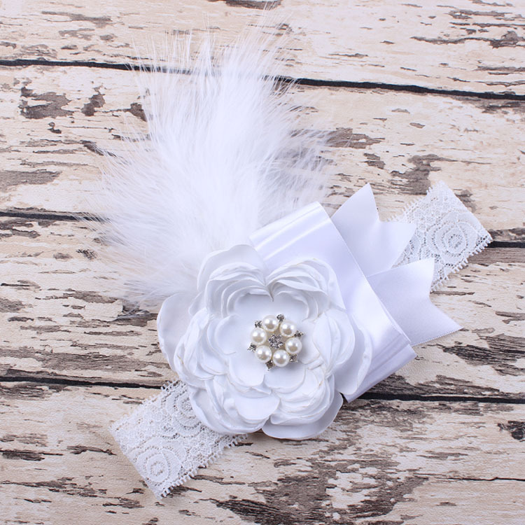 ⓪Bebé Niñas Bandas para la cabeza Nuevo 2014 niños Encaje Hairband ... 7bae6e4bbeb5