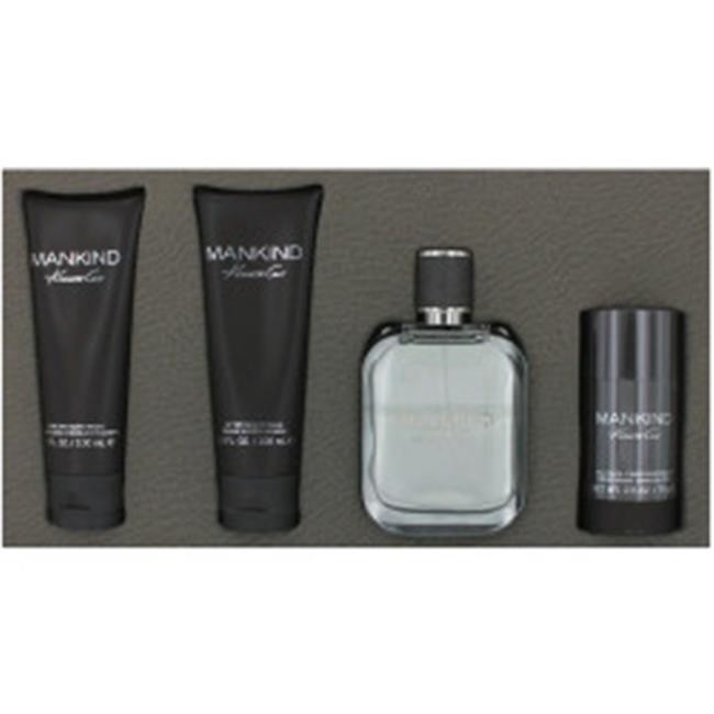 Kenneth Cole KEMM1 Mens Kenneth Cole Mankind Fragrance Set ремень kenneth cole reaction mens leather