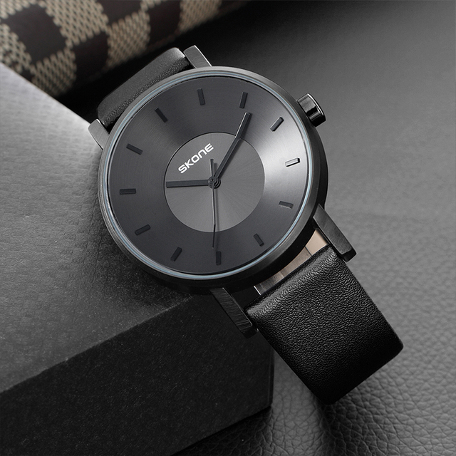 SKONE 2017 New Creative Brand Watches Men Women Fashion Casual Sport Clock Class