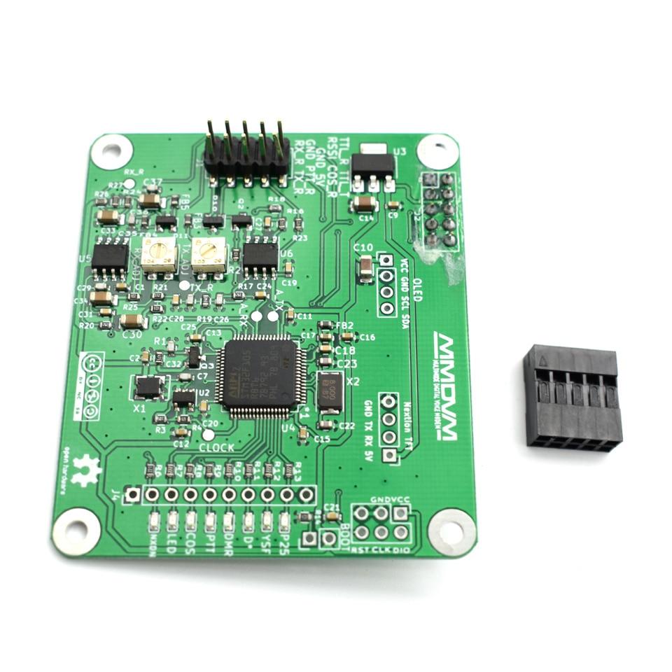 MMDVM Repeater Multi-Mode Digital Voice Modem for Raspberry Pi Arduino Pi XS