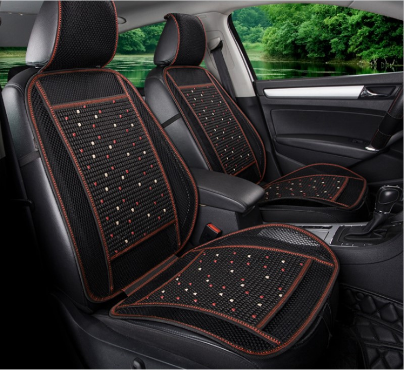 Car Seat Mat Comfortable Cool Summer Auto Seat Cover Ice Silk New Product For Automobile Chair