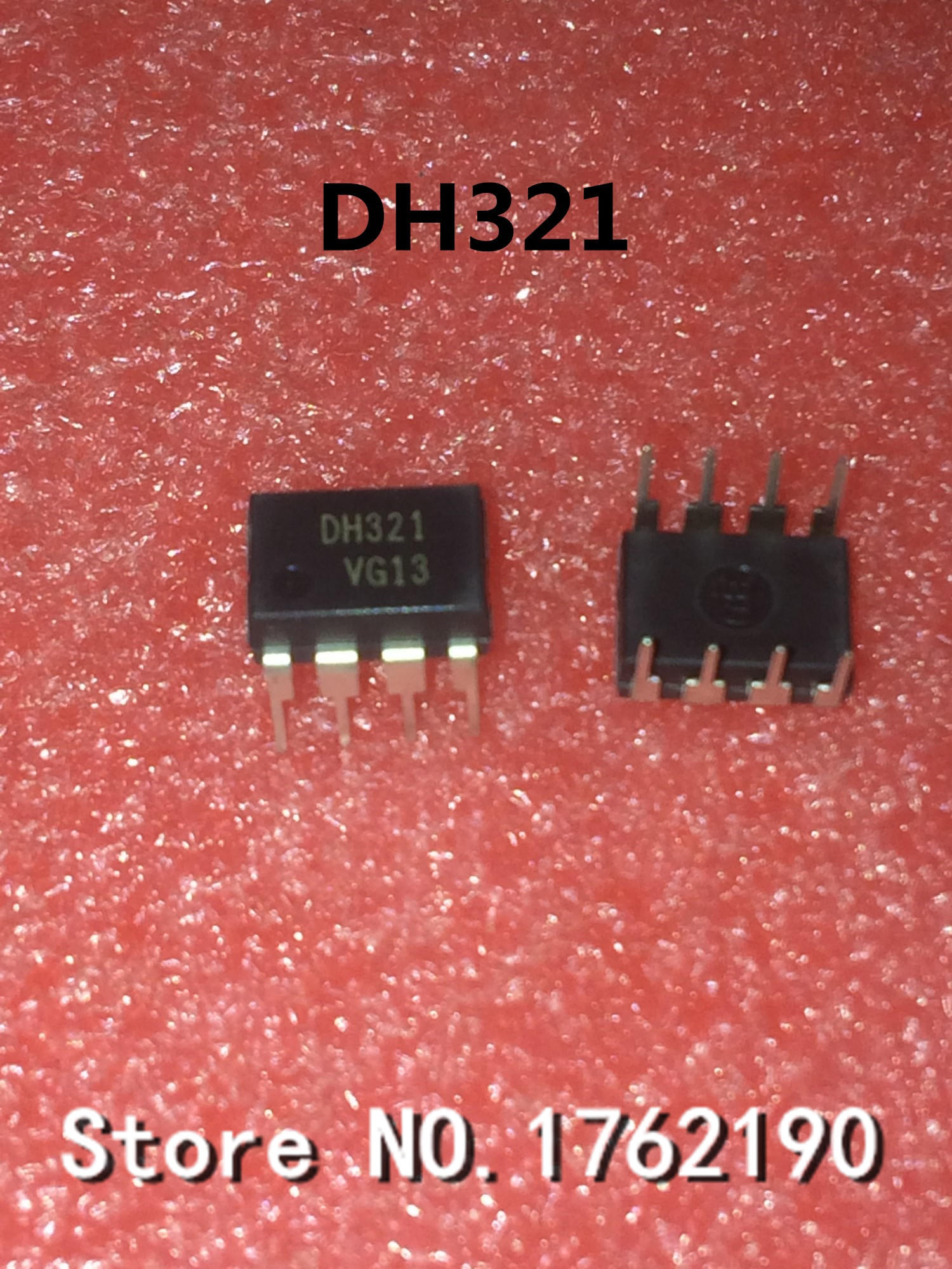100PCS / LOT DH321 cooker power management chip 08 DIP-8
