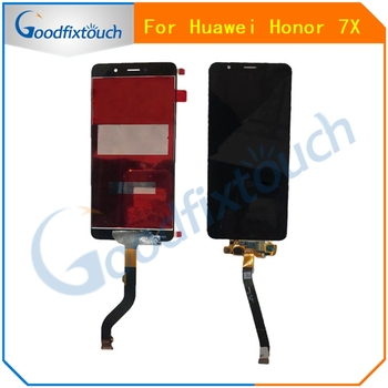 For Huawei Honor 7X LCD Display Touch Screen Digitizer Assembly BND-TL10 Replacement Parts BND-AL10 BND-L21 фото