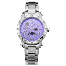 Fashion luxury Brand watches women  casual diamond crystal multi-function table quartz watch Lady waterproof 50mCASIMA#2801