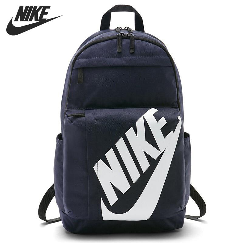Original New Arrival 2017 NIKE ELMNTL BKPK Unisex Backpacks Sports Bags original new arrival 2017 nike kd trey 5 bkpk unisex backpacks sports bags