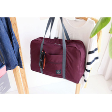 HOT Packable Travel Duffel Bag Foldable Waterproof Carry Storage Luggage Tote TI99