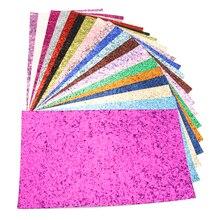 David accessories 20*34 см блестящие однотонные Цвет из искусственной кожи в стиле пэчворк для волос с бантом, Сумки материалы ручной работы DIY, 1Yc4665