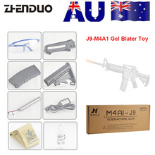 ZhenDuo Toys Jinming Gen9 M4A1 Electric  Gel Ball Blaster Water Bullet Gun Mag-fed Outdoor Toy For Child