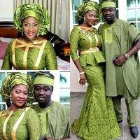 プラスサイズアフリカのイブニングドレス長い三四半期スリーブアフリカプラスサイズ女性ゴールドクロスフォーマルガウンイブニングパーティードレ