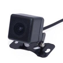 Grande Promozione Universale HD CCD Macchina Fotografica di Rearview all-auto 170 Gradi Parcheggio di Backup Inverso Monitor Della Macchina Fotografica GPS Posteriore Telecamera