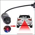 5W универсальноедля автомобиля для укладки волос лазерный светильник красный светодиодный Предупреждение лампа избежать наезда сзади хвос...