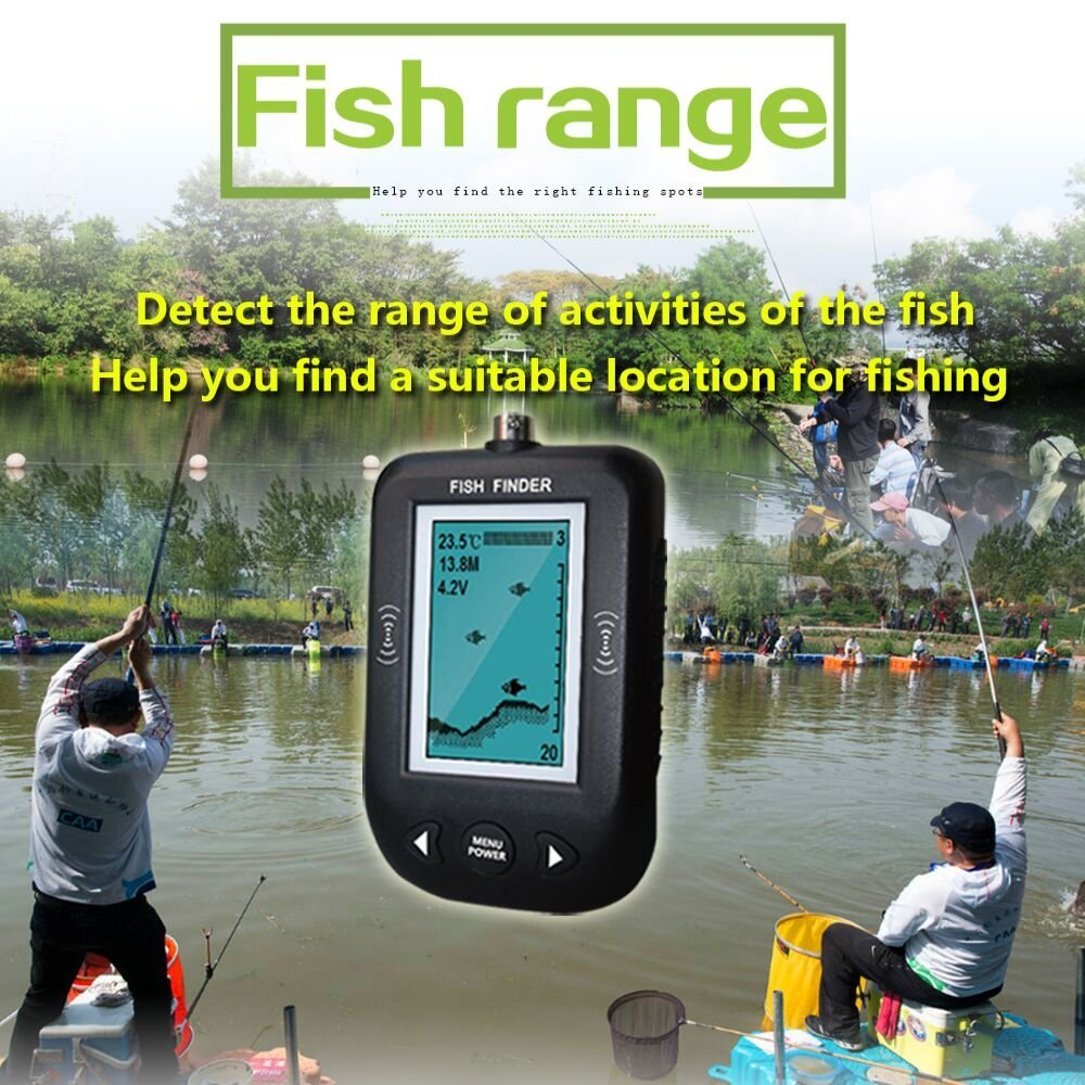 aliexpress : buy erchang sonar fish finder smart sonar fish, Fish Finder