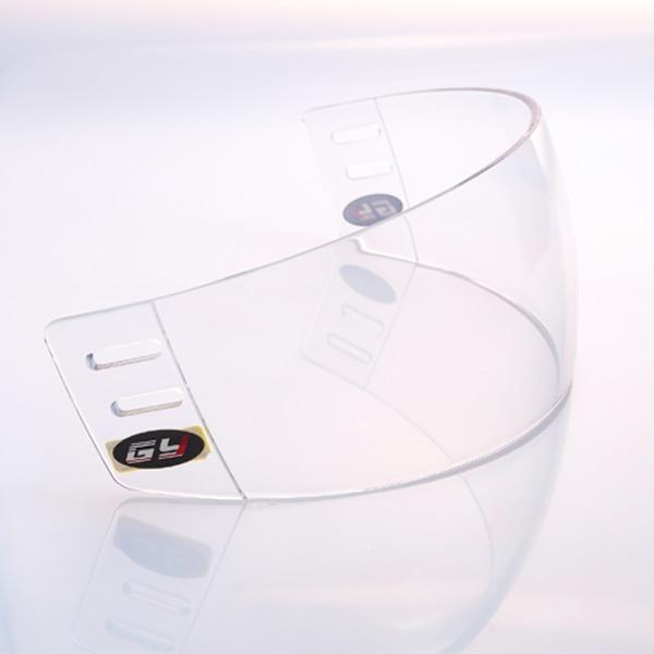 цена на 2018 ice hockey helmet visor equipment winter sports goggles hockey visor face gear eye protect