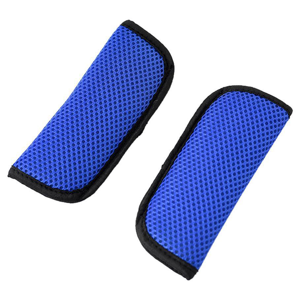 1 Pair Strap Pad Useful Decorative Styling For Baby Stroller Seat Belt Cover Replacement Shoulder Protect Child Safety Car Soft