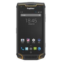 RugGear RG740 Robuste Téléphone Intelligent Android Étanche Antichoc Antipoussière