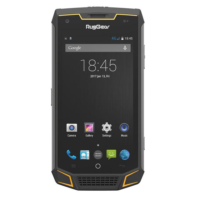 Ruggear rg740 grandtour robusto teléfono inteligente android a prueba de choques impermeable a prueba de polvo