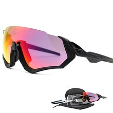 2018 new Cycling Glasses 3 lens UV400 Bike Sunglasses Mountain Road Riding and Fishing Sports Eyewear occhiali ciclismo