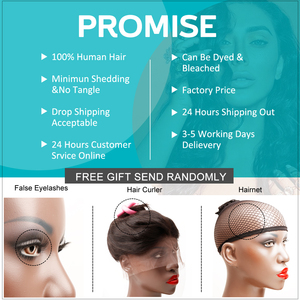 Image 5 - 50g/pc Brazilian Human Hair Bundles With Closure Straight Hair Bundles With Closure 4 Bundles With Middle Part Closure Non Remy